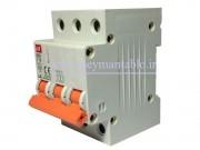 کلید مینیاتوری (mcb) سه پل / سه فاز 16 آمپر ، LS