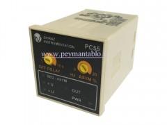 کنترل فاز پیشرفته (PC55) پنج چراغ (C.P.I.G)