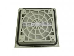 فیلتر تابلویی برق به ابعاد HNM (IP54) 9*9