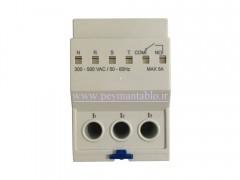 کنترل فاز-بار دیجیتال تا 60 آمپر کد SHIVA Amvaj 13F5