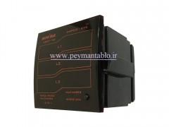 مولتی متر سه فاز (مجموعه) دیجیتال Micro Max Electronic