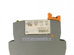 رله PLC) 24 V DC) یک کنتاکت (Phoenix Contact (2961105
