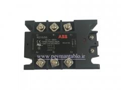 رله الکترونیکی SSR سه فاز 50 آمپر ABB
