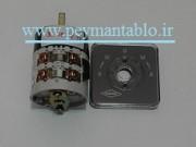 سلکتور کنترل دستی استارتی چپگرد-  16 آمپر (KAVEH)