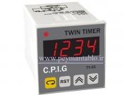 تایمر دیجیتال مولتی رنج (TT45) دو زمانه (دو قلو) (C.P.I.G)