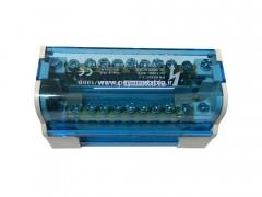 جعبه (باکس) باسبار تک فاز (فاز و نول) 11پیچ BLOX(NSC)