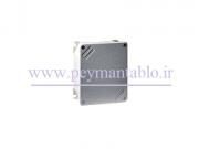 جعبه تقسیم آلومینیومی (دایکاست) 6*14*11 Palazzoli
