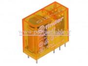 رله فیندر 24ولت AC دو کنتاکت 8 آمپر (Finder(40.52