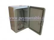 تابلو پلاستیکی (ABS) درب مات (15*35*25) با IP65 دانوب باکس