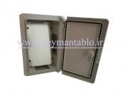 تابلوی پلاستیکی (ABS) درب مات (13*30*20) با IP65 دانوب باکس