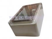 تابلو پلاستیکی (ABS) درب شفاف (13*30*20) World-Plast