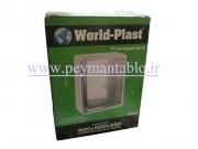 تابلوی پلاستیکی (ABS) درب مات (World-Plast (30*40*22