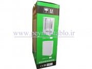 تابلوی پلاستیکی (ABS) درب شفاف (World-Plast (40*60*20