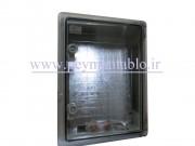 تابلو پلاستیکی (ABS) درب شفاف (17*40*30) با IP65 دانوب باکس