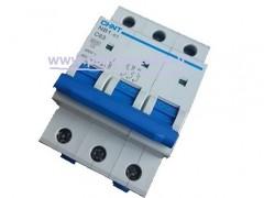 کلید مینیاتوری (mcb) سه پل / سه فاز 20 آمپر ، چینت