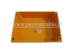 جعبه تقسیم آلومینیومی (دایکاست) 12*25*35 EPP