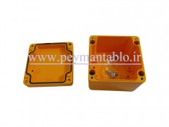 جعبه تقسیم آلومینیومی (دایکاست) 8.6*12*12 EPP