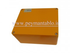 جعبه تقسیم آلومینیومی (دایکاست) 12*25*20 EPP