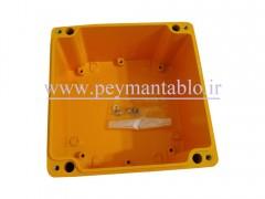 جعبه تقسیم آلومینیومی (دایکاست) 12*25*25 EPP