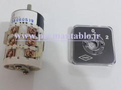 کلید سلکتور تکفاز چپگرد-راستگرد 16 آمپر (KAVEH) کد : 1634