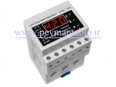 کنترل بار دیجیتال 1 تا 60 آمپر کد SHIVA Amvaj 13F5
