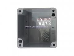 جعبه تقسیم آلومینیومی دایکاست 7.5*11*11 World-Plast