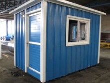 Residential and prefabricated buildings