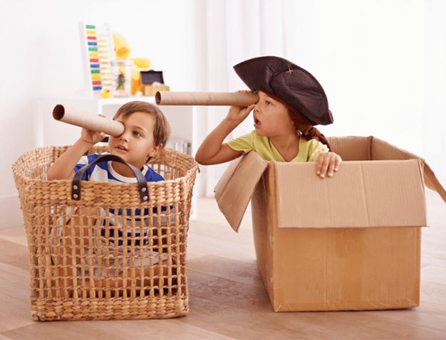 اهمیت رول پلی برای کودکان