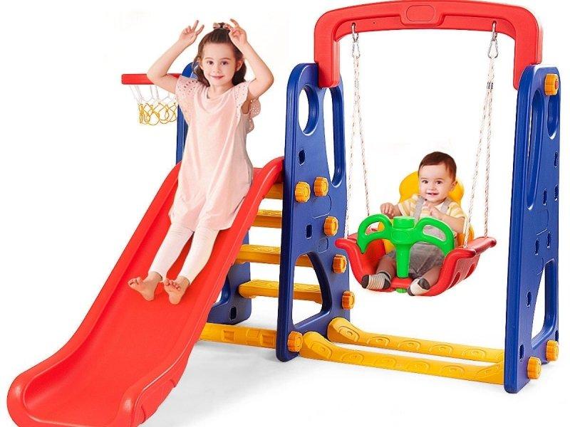 راهنمای خرید تاب کودک و مجموعه تاب و سرسره کودک