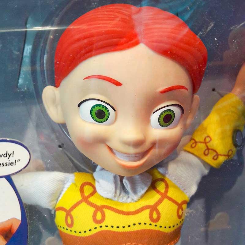عروسک جسی سخنگو