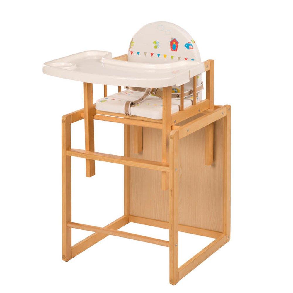 صندلی غذا خوری چوبی roba