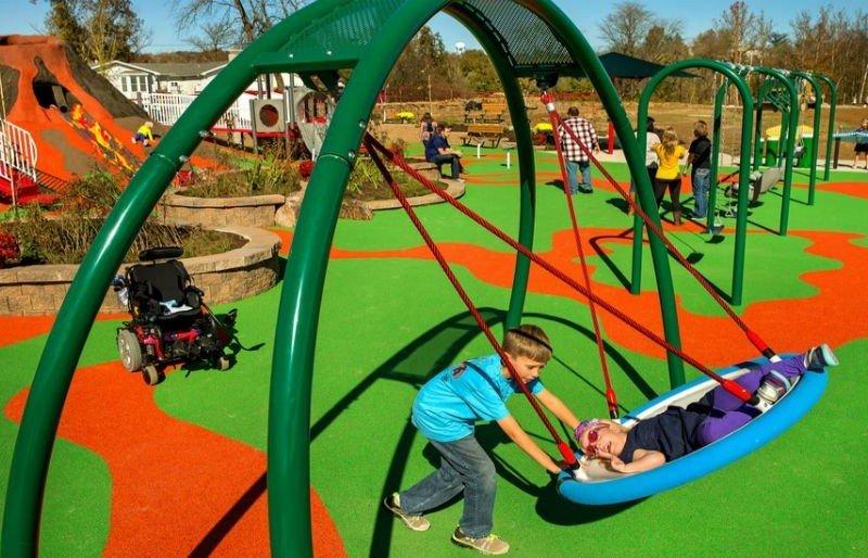 چه گونه یک پارک بازی فوق العاده داشته باشیم