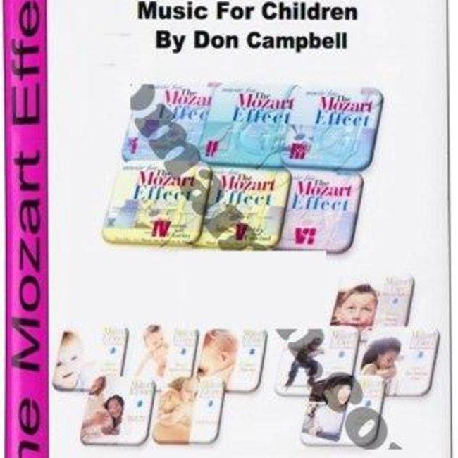 The Mozart Effect ( موسیقی موتزارت برای کودکان )