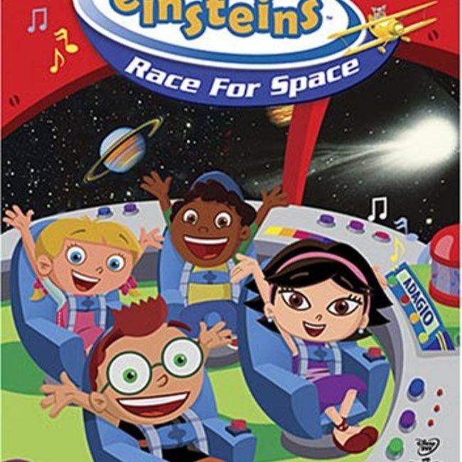 مجموعه کارتون انیشتین های کوچولو ( چاپدار ) - Little Einsteins