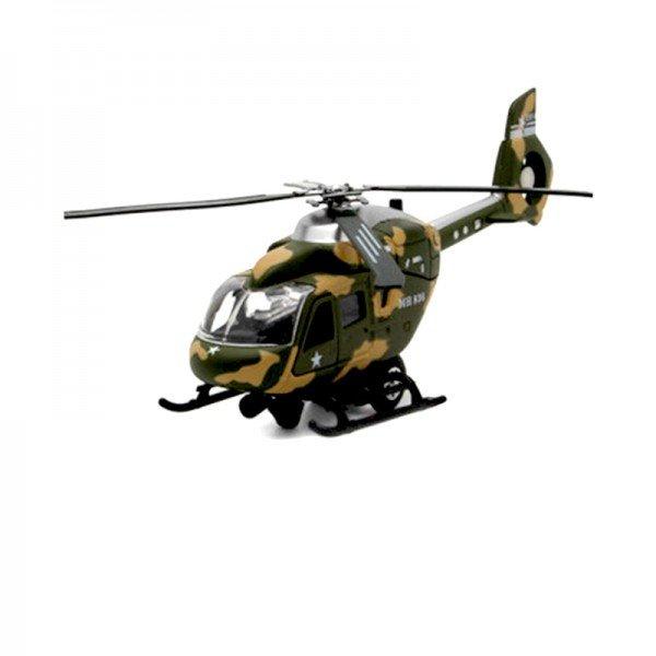 هلیکوپتر نظامی سبز مدل MHD836
