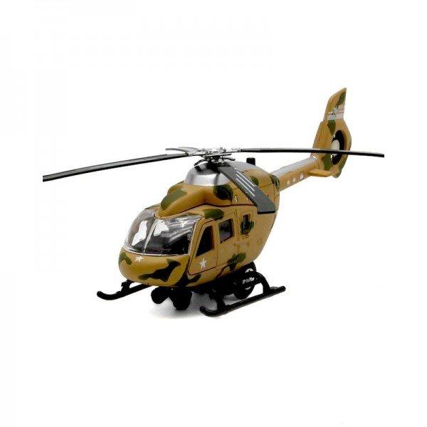 هلیکوپتر نظامی قهوه ای مدل MHD836
