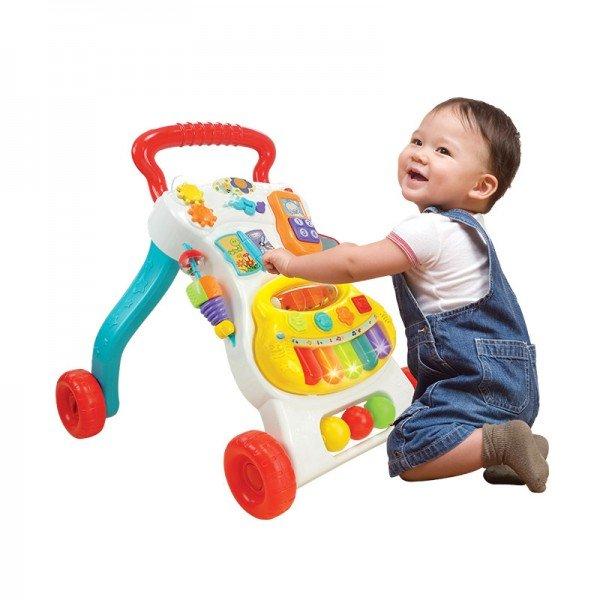 واکر موزیکال کودک Winfun مدل 00804