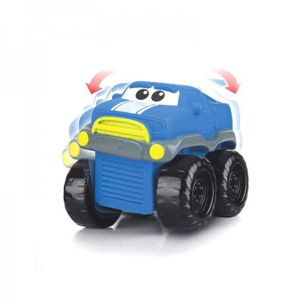 ماشین اسباب بازی کودک طرح پرشی آبی 003187 winfun مدل 1297