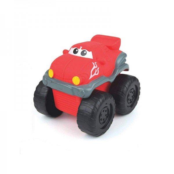 ماشین اسباب بازی کودک طرح پرشی قرمز 003187 winfun مدل 1298