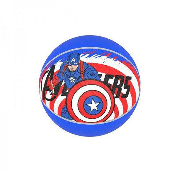 توپ بازی کودک بسکتبال نمره 5 AVENGERS مدل Captain