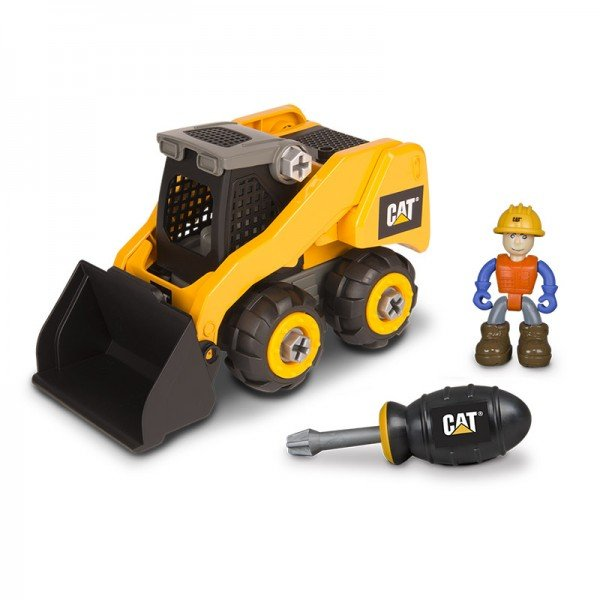 ماشین Cat Skid Steer مدل 80906
