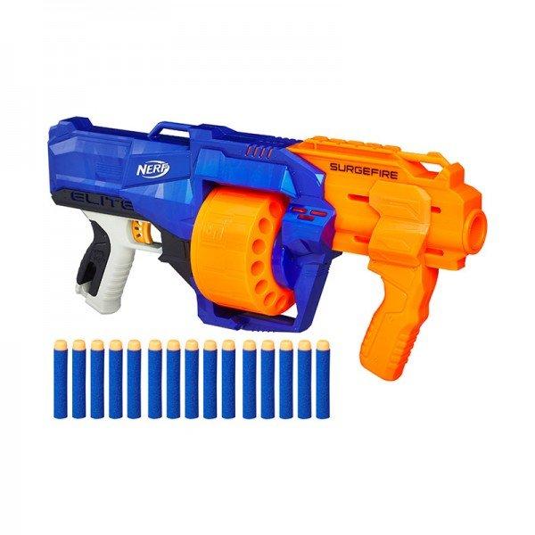 تفنگ تیربار Nerf مدل 0011