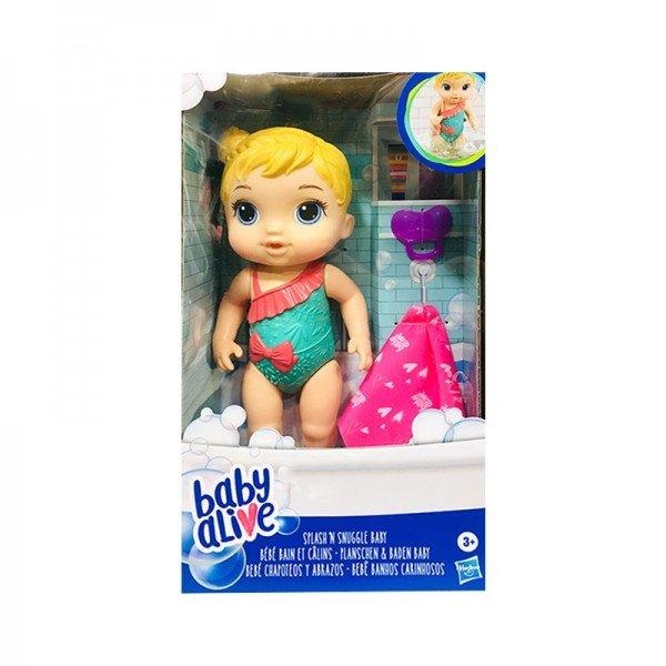 عروسک سبز Baby Alive مدل EA721