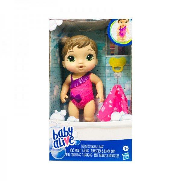 عروسک صورتی Baby Alive مدل EA722