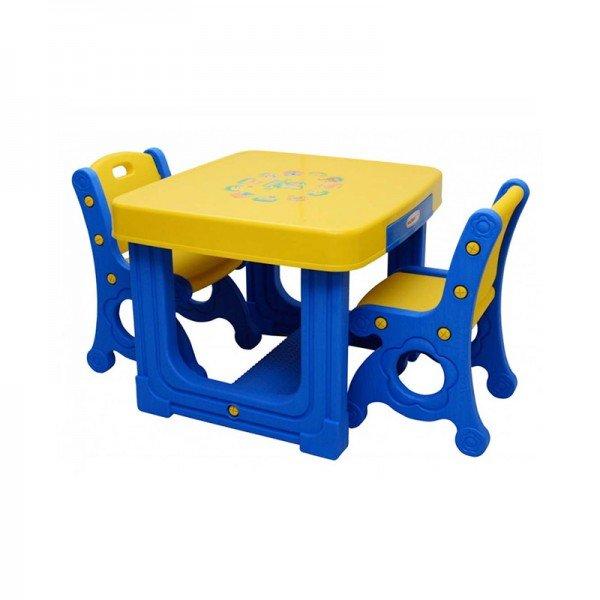 میز و صندلی تحریر 2 نفره Haenim