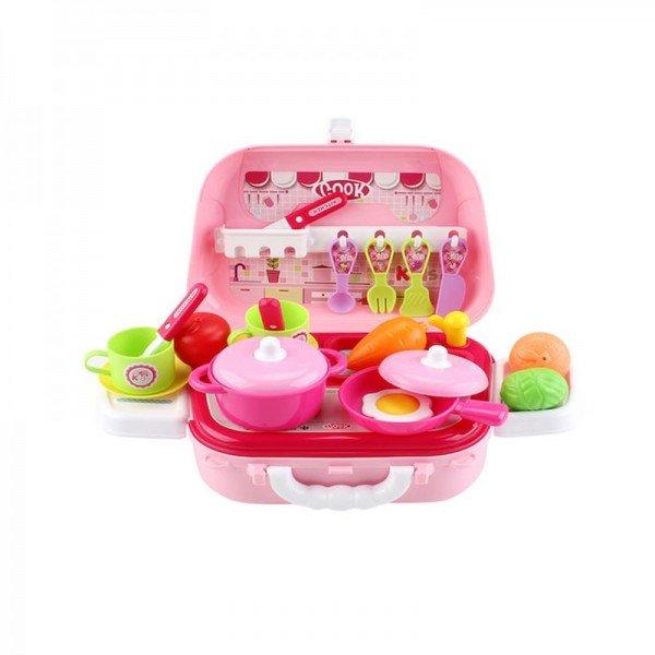آشپزخانه کودک  کیفی مدل 008931