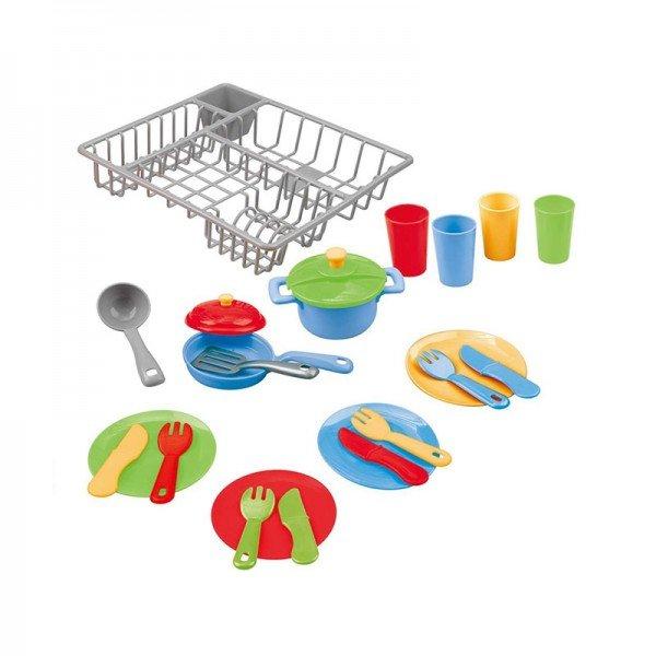 ست ظروف آشپزخانه کودک Playgo مدل 3119