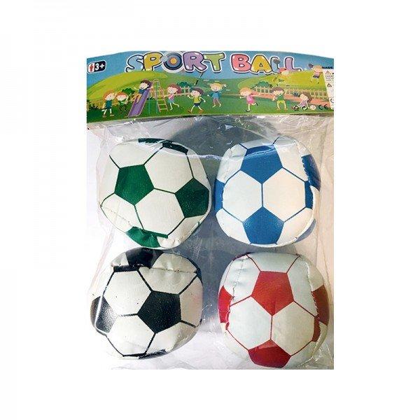 توپ فوتبال فانتزی کودک 4 عددی مدل 6242