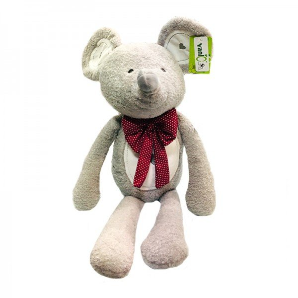 عروسک موش خاکستری مدل 100160