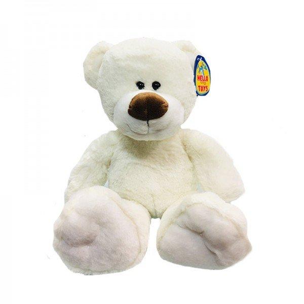 عروسک خرس سفید مدل 2501761